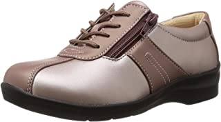 [IF] 舒适鞋 宽幅 轻量 带拉链 4E 女士 EVE195