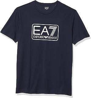 Emporio Armani 安普里奥·阿玛尼男式标志系列 T 恤