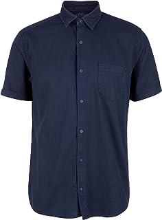 s.Oliver 男士短袖衬衫