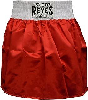 Cleto Reyes 女式缎面拳击短内裤