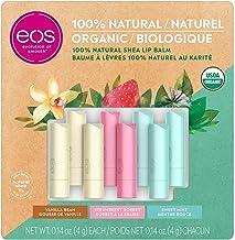 eos *潤唇膏,8 支裝