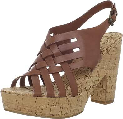 Lauren Ralph Lauren Hallie 女士高跟鞋 Polo Tan 8 M US