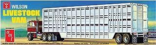 AMT 1106 1/25 Wilson 家畜货车拖车