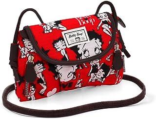 Betty Boop Rouge 邮差包 22 厘米 红色 (Rojo)