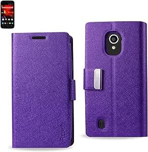 Reiko 中兴源手机套 - 红色FC20-ZTEN9511PP 紫色