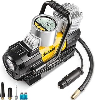 AstroAI 便携式空气压缩泵 黄色 AIR150