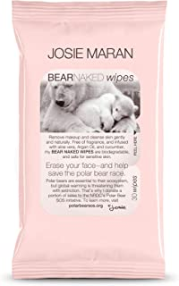 Josie Maran Bear Naked 湿巾 Full (30 wipes)