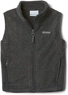 Columbia Boys' Steens Mt Soft Fleece Vest