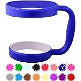 STRATA CUPS 提供的 907.18 克杯柄(皇家蓝) - 16 色 - 提供 907.18 克的尤里杯、橡木拖把、兰布杯 - 黑色、灰色、紫色、青色、粉色、灰色、红色等 - 不含双酚 A