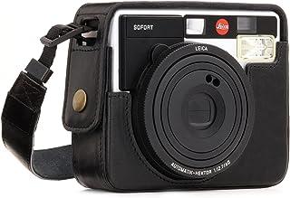 "megagear"" EVER Ready"" 皮革相机保护套 BAG–防护盖适用于 LEICA sofort 即时"