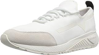 Diesel 男士 SKB S-kby 条纹运动鞋