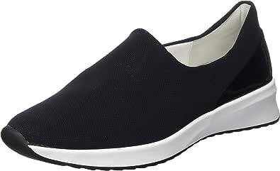 HÖGL 女士Happy 拖鞋 Schwarz (Schwar 35 EU