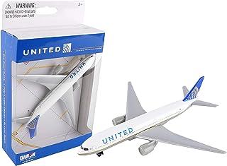 美联航 777 飞机玩具飞机 RT6266