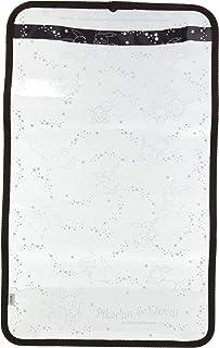 口袋妖怪 印花透明双肩包 (LL) RPP-2500 紫色 (018)