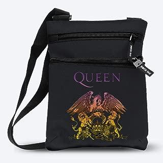 Queen Bohemian Crest 单肩包