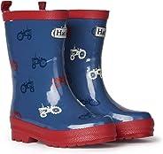 Hatley 男孩 Wellington 系列雨靴