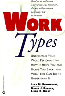 Work Types: Understand Your Work Personality (English Edition)