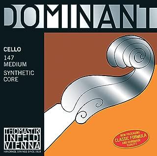Thomastik-Infeld 147 Dominant Cello 琴弦套装 4/4 尺寸