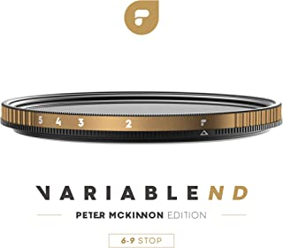 PolarPro 77mm 可变 ND 滤镜(6 至 9 档) - Peter McKinnon 版