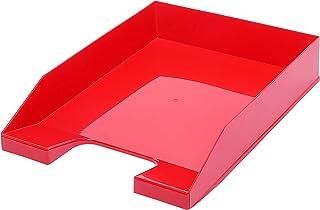 4 x A4 可堆叠字母托盘基本红色