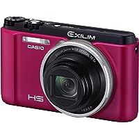 Casio 卡西欧 EX-ZR1500 高速数码相机 (玫红色)