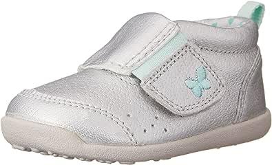 Carter's 中性-儿童 Eve Stage 3 (Walk) - K 银色 5 M US Toddler