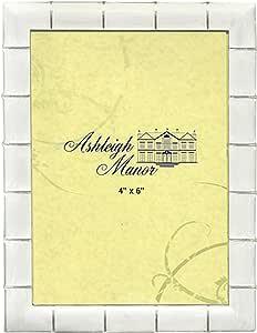 Ashleigh Manor 5002-10-46 Marlene 白色 画框