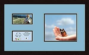 Art to Frames 双-多衬垫-285-716/89-FRBW26061 拼贴框架照片垫双衬垫带 2-3.625x6.5 和 1-8.75x10.25 开口和浓缩咖啡框架