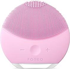 FOREO 斐珞尔 LUNA mini 2 革新性T-SONIC透肤声波洁面仪(粉红色)(适合各种肤质)(可充电)