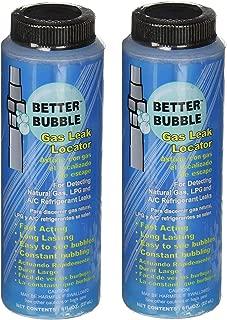 Rectorseal 65554 8 盎司瓶装更好的气泡泄漏定位器(Тwo Рack)