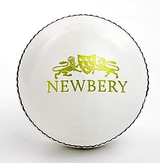 Newbery Cricket 中性款 Legacy 板球,白色,5.5