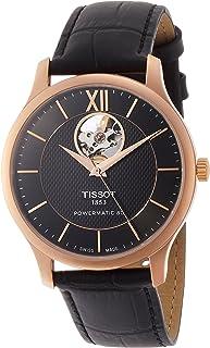 Tissot T 经典传统汽车无*煤表盘男式手表 T063.907.36.068.00
