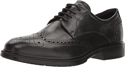 ECCO 愛步 Men's Lisbon Brogue 里斯系列 系帶牛津男鞋