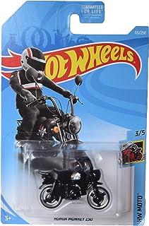 Hot Wheels Moto 系列 3/5 本田猴子 Z50 115/250,黑色