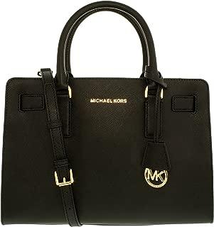 Michael Kors 迈克高仕 女式前部拉链真皮手提包