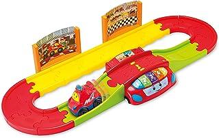 winfun 1236–01 里奇蒙玩具 Go Go Driver 音乐轨道套装 多色
