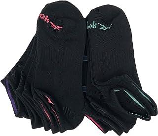 Reebok 3条装女式超软低帮 perfomance 训练短袜