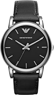 Emporio Armani Men's Chronograph Watch with Quartz Movement