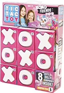 Blip Toys Tic Tac Toy XOXO Friends 多件包惊喜 - 5 包,每包 12 个