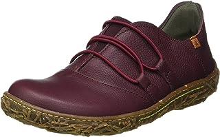 El Naturalista 女士 N5443 Soft Grain Rioja/Nido Mary Jane 鞋