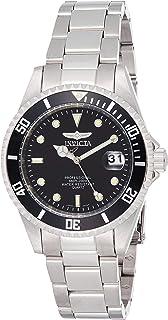 Invicta 8932OB Pro Diver Analog Quartz 男士不锈钢手表,表盘颜色:黑色