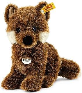 "Steiff Fuxy Baby Fox,Brown, 7.1"""
