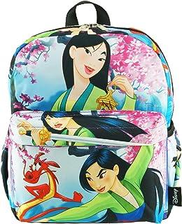 Disney Princess - 木兰豪华超大印花 12 英寸背包 - A20269