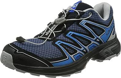 Salomon Men's Wings Flyte 2 Trail Runner Slate Blue/Aluminium/Union Blue 10.5 D(M) US