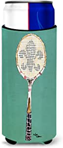 Fleur de lis Tennis Michelob Ultra Koozies for slim cans 8479MUK 多色 Slim