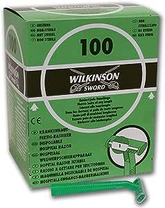 Wilkinson Hospital - 一次性剃须刀,带功能伸缩,分配盒,*