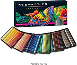 Prismacolor 三福霹靂馬 150色鐵盒彩鉛套裝 彩色鉛筆 油性彩芯 松木筆桿 軟質芯材