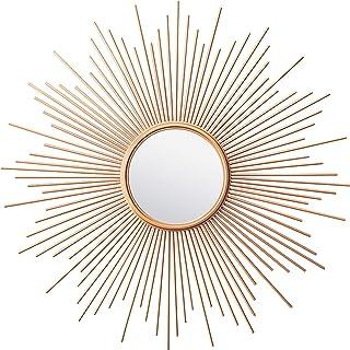 东谷(Azumaya-kk) 镜子 青铜 宽80×深2.5×高80cm 镜子 TSM-77BZ