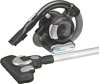 BLACK+DECKER BDH2020FLFH MAX 锂质吸尘器 带杆式吸尘头和宠物毛发刷 20伏-无线,需配变压器