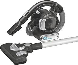 BLACK+DECKER BDH2020FLFH MAX 鋰質吸塵器 帶桿式吸塵頭和寵物毛發刷 20伏-無線,需配變壓器